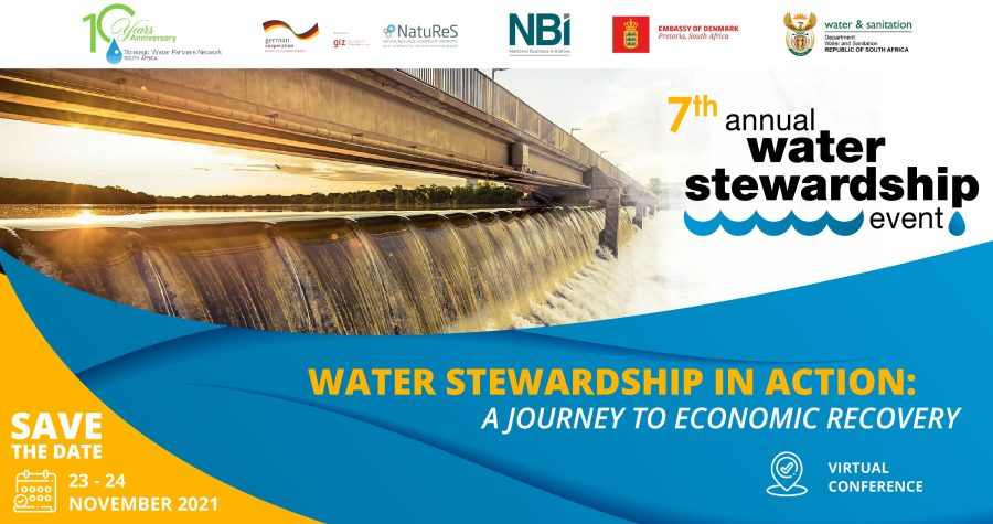 invite to water stewardship conference