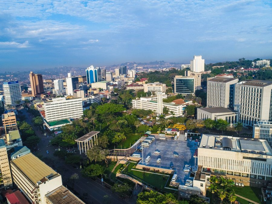 Kampala Central Business District