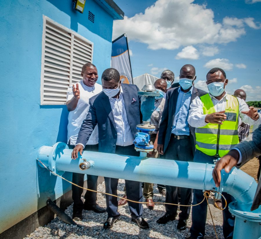 pipeline for improved water security